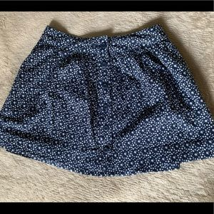 Aeropostale Button Front Skirt